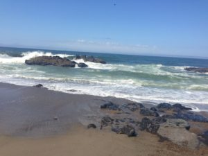 Touchstone Gallery in Yachats, Oregon