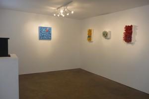 Girl Plays in Radioactive Dirt by Lisa Marie Sipe at Regular Gallery