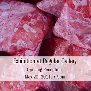 "Regular Gallery presents ""Girl Plays in Radioactive Dirt"" by Lisa Marie Sipe"
