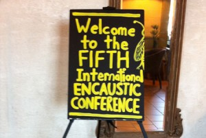 Welcome to the Fifth International Encaustic Conference, Provincetown, MA.