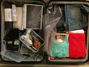 Packing for Anderson Ranch