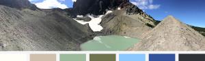 3 Finger Jack Glacial Color Palette