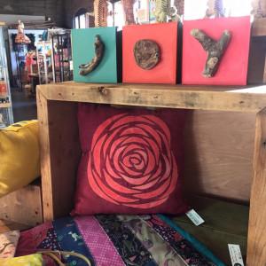 JOY in Driftwood from Lisa Marie Sipe