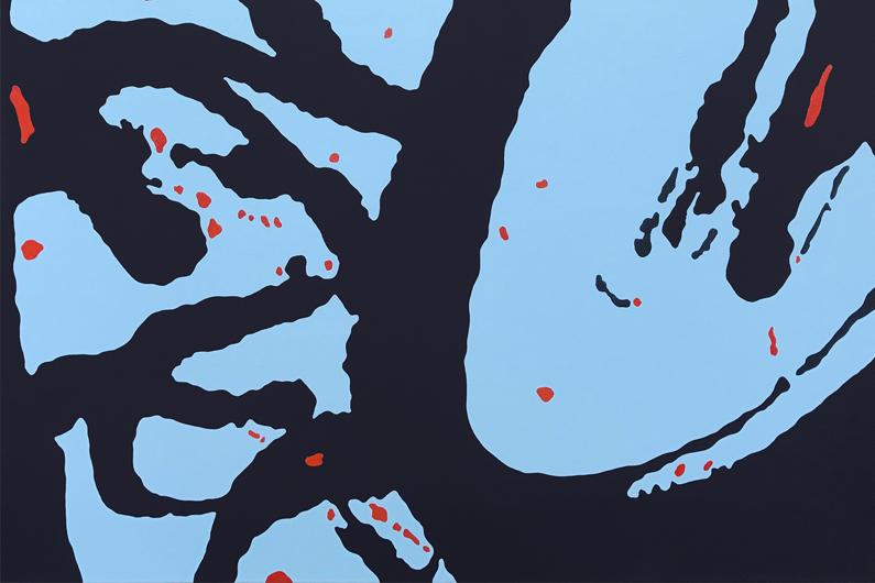 Falling Into Pollock