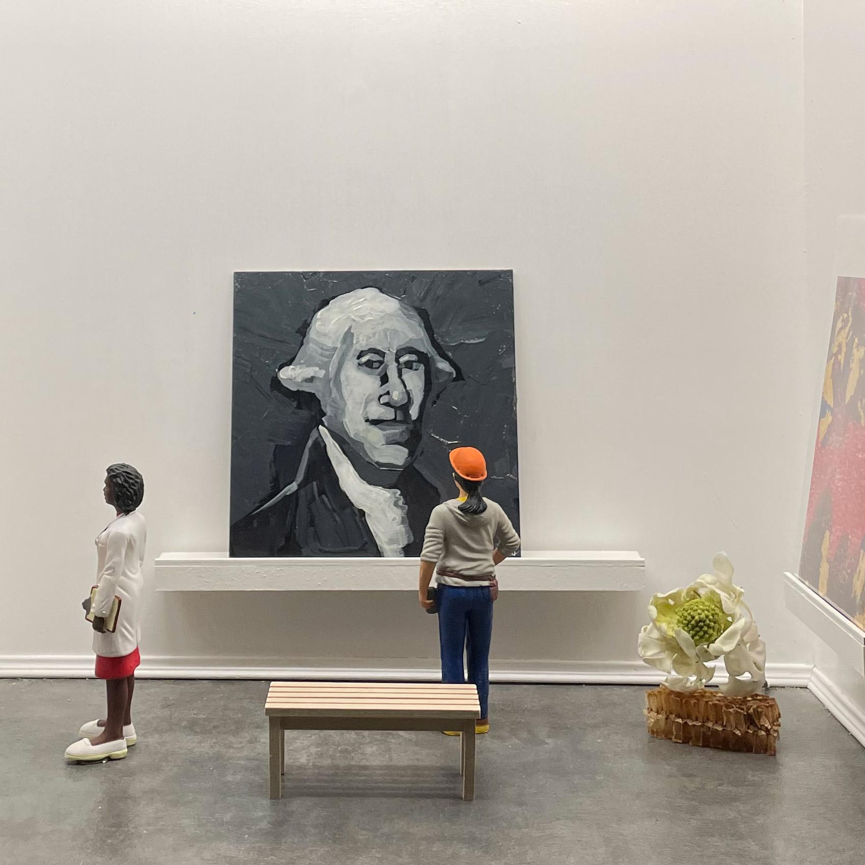 Free Little Art Gallery in Bend, Oregon